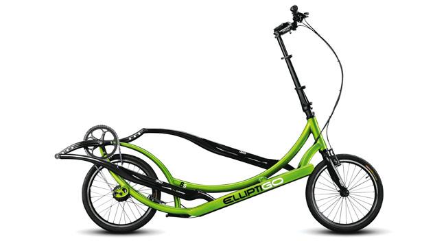 Ελλειπτικό ποδήλατο του… δρόμου  Σας αρέσει η άσκηση στο ελλειπτικό αλλά δεν αντέχετε μέσα στις κλειστές αίθουσες των γυμναστηρίων; Σας έχουμε καλά νέα.