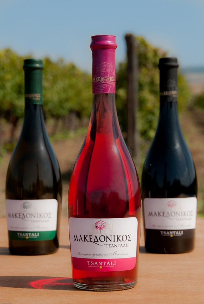 BLOG Gourmet News: Ο οίνος Τσάνταλη σε καινούρια έκδοση  Με νέα φορεσιά κάνει την εμφάνισή του το διαχρονικό κρασί Μακεδονικός.