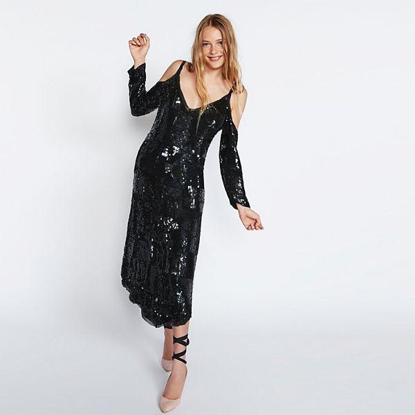 e2f72acd32f1 7 μαύρα φορέματα για το ρεβεγιόν - ELLE