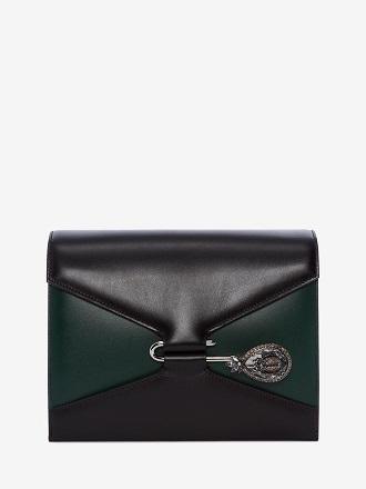 Η Kate Blanchett έχει στην κατοχή της την πιο in τσάντα του φθινοπώρου Η super stylish pin bag του οίκου Alexander McQueen μόλις κυκλοφόρησε και η λαμπερή σταρ την έχει επιλέξει ήδη για περισσότερες από μια εμφανίσεις.