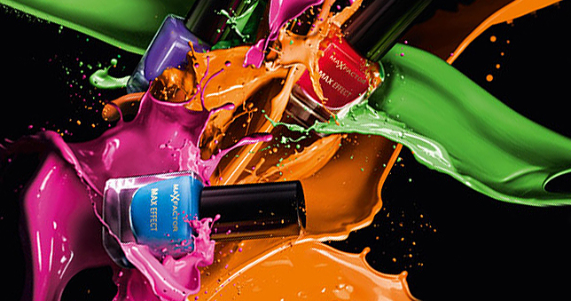 Βερνίκια νυχιών στα χρώματα της μόδας  Η Max Factor ανανεώνει τη συλλογή Max Colour Effect Mini Nail Polish με 20 νέες αποχρώσεις, εμπνευσμένες από τις τάσεις για τη σεζόν Άνοιξη/Καλοκαίρι 2012.