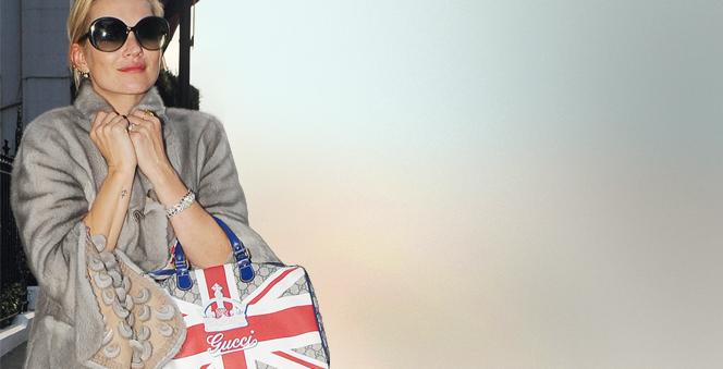 Τα κλειδιά του νέου British Chic  Ό,τι χρειάζεστε για να έχετε πάντα τον αέρα γνήσιας Λονδρέζας, τόσο στην εμφάνιση όσο και στο μπουντουάρ σας!