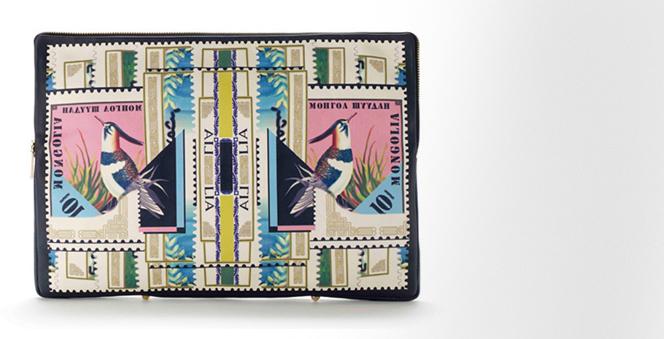 Τα ονειρικά αξεσουάρ της Μαίρη Κατράντζου  Η σχεδιάστρια κυκλοφορεί για πρώτη φορά μια σειρά με δερμάτινα τσαντάκια, στο πλαίσιο της κολεξιόν Άνοιξη-Καλοκαίρι 2013.