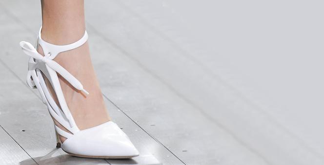 Τα πιο εντυπωσιακά παπούτσια από την Εβδομάδα Μόδας στο Παρίσι - ELLE 6d7eaf41b70
