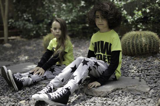H Céline Dion σχεδίασε μια gender neutral σειρά παιδικών ρούχων - ELLE fd2488b6e26