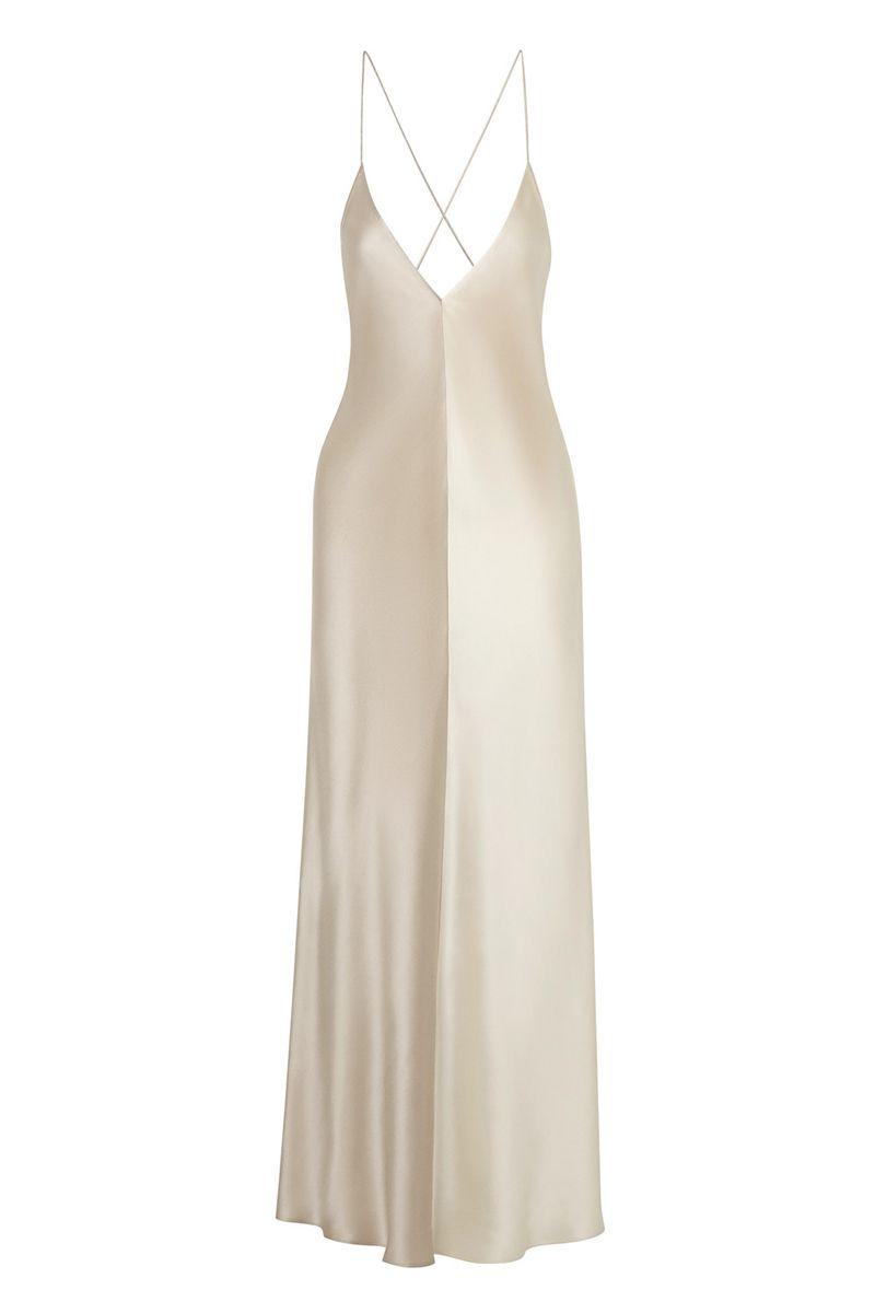 beige-two-tone-dress-1546443021.jpg (800×1200)