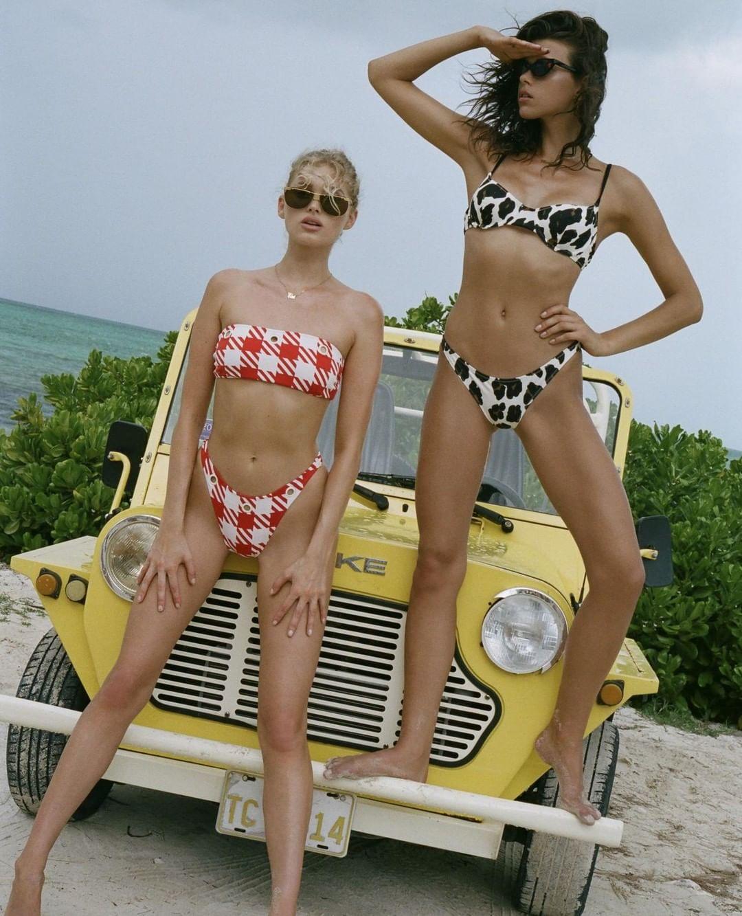 Bikini Season: Δεν μπορούμε να φανταστούμε το καλοκαίρι μας χωρίς ένα μπικίνι
