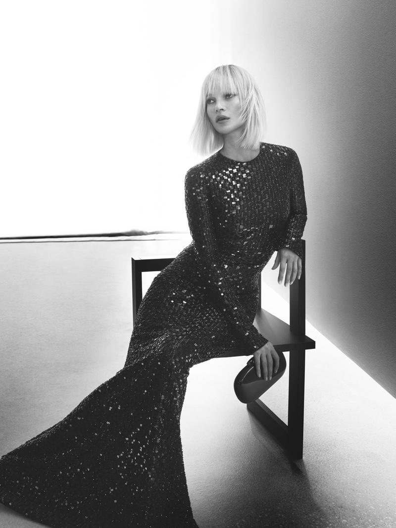Η μεγάλη επιστροφή της Kate Moss