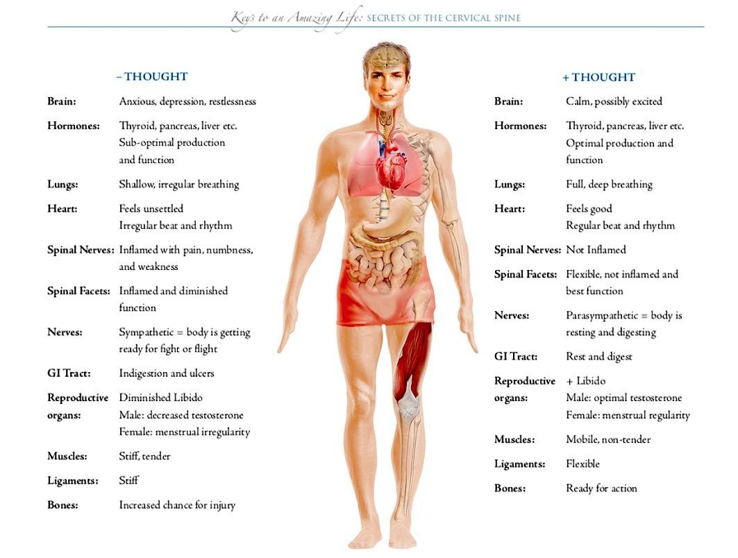 Κάντε θετικές σκέψεις: Δείτε τι προκαλούν στο σώμα σας!