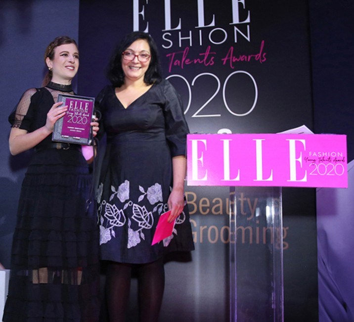 Amalia Vrana: Η νικήτρια των ELLE Fashion Young Talents Awards μας παρουσιάζει τα eco-friendly μαγιό του καλοκαιριού