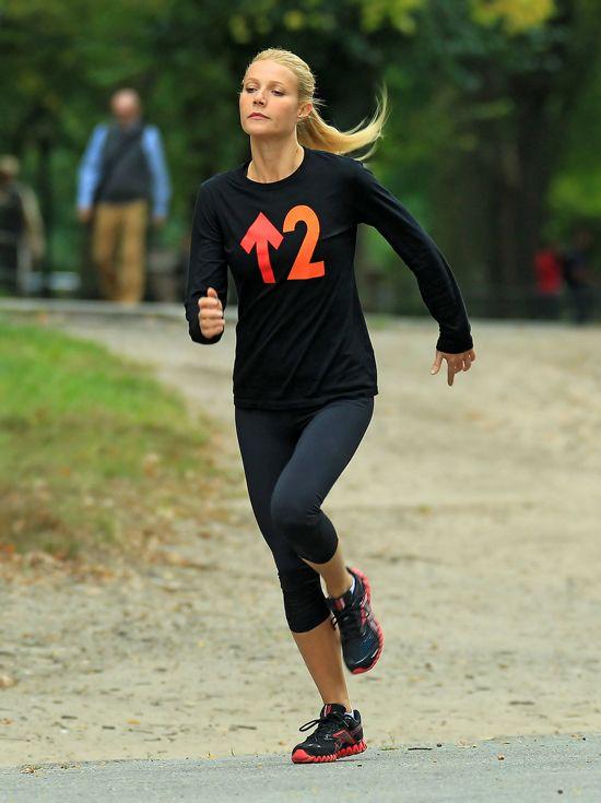 Αυτές οι σταρ βγαίνουν κάθε μέρα για τρέξιμο #ELLERUN