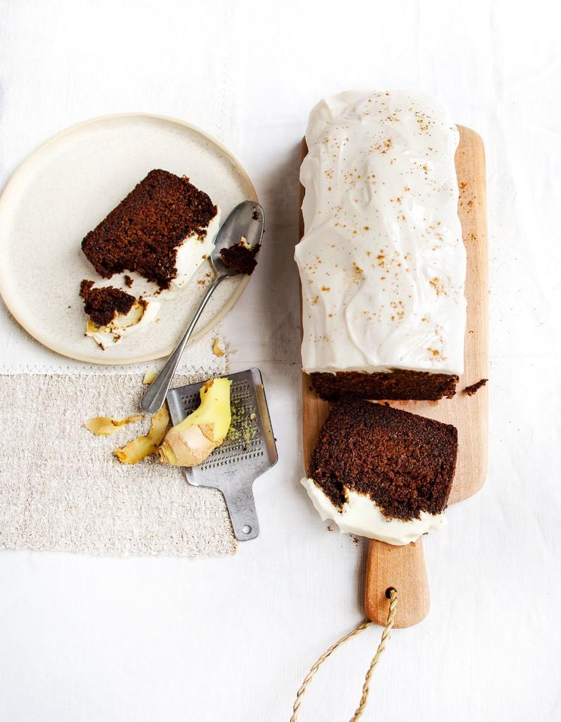 Σου αρέσει το τζίντζερ; Τότε αυτό το κέικ είναι για 'σένα
