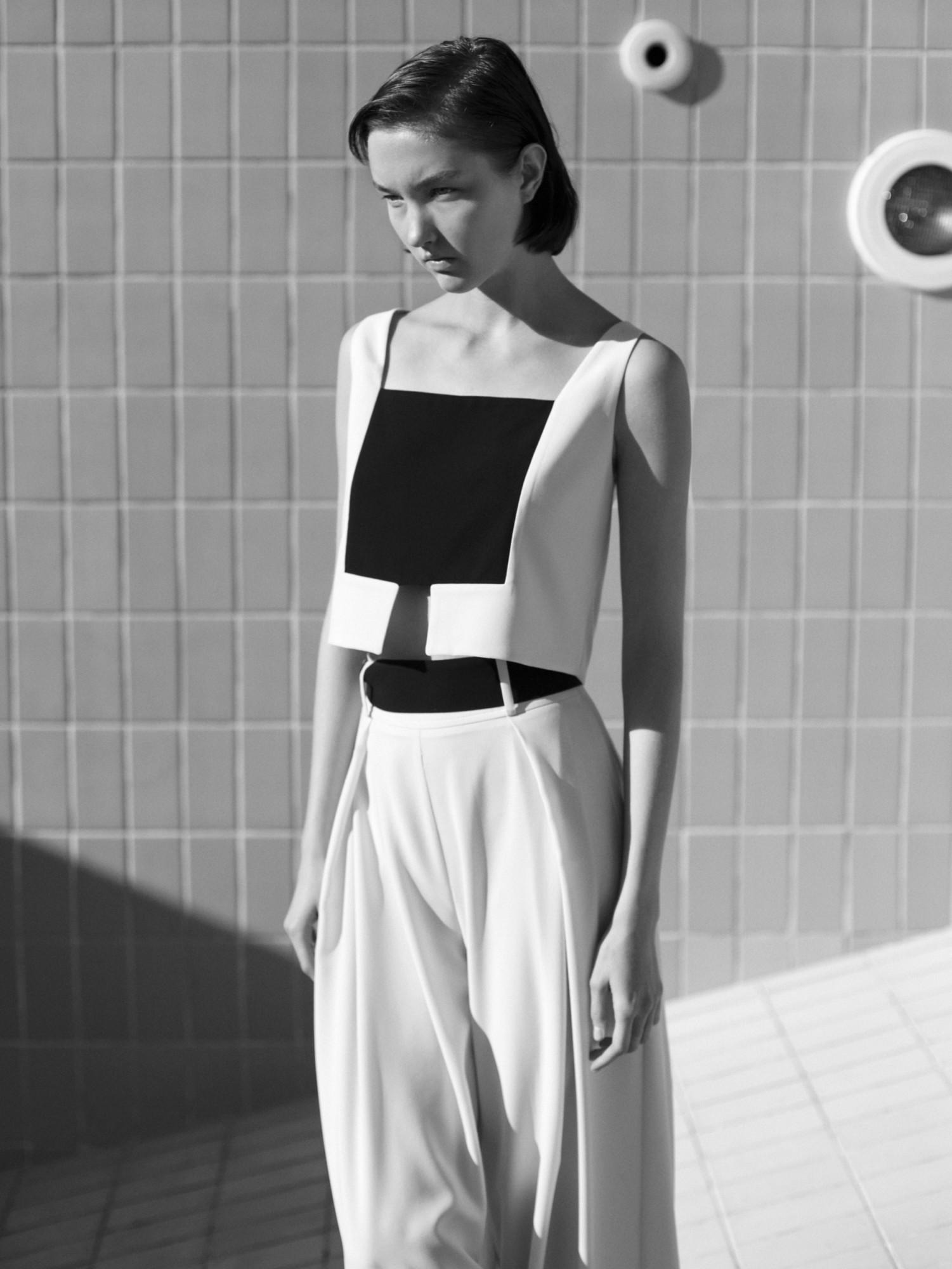 Touché: Η Womenswear Designer της χρονιάς των ELLE Fashion Young Talents Awards μάς παρουσιάζει τη νέα της so chic συλλογή