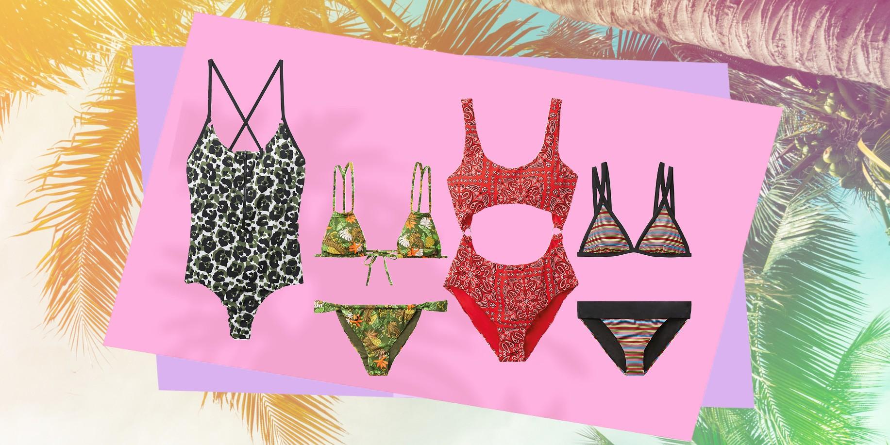 Τα πρώτα μαγιό Tezenis έφτασαν στα καταστήματα και είναι υπέροχα! H Beachwear Collection 2020 της Tezenis είναι γεμάτη ζωντάνια, νεανικότητα και θετική ενέργεια, με τέσσερα παιχνιδιάρικα θέματα καθορίζουν αυτά τα ιδιαίτερα θηλυκά looks. Ανακαλύψτε τα!