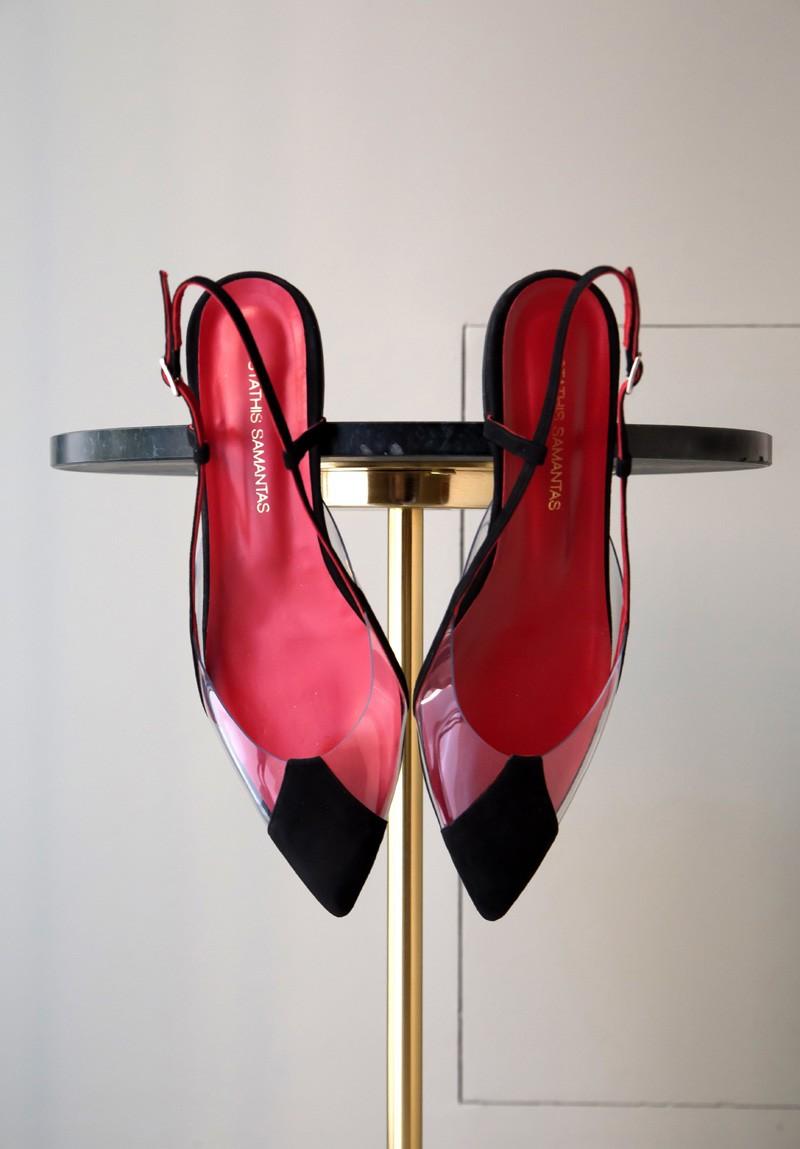 Stathis Samantas: Ο ταλαντούχος Έλληνας σχεδιαστής μας προτείνει τα παπούτσια του καλοκαιριού