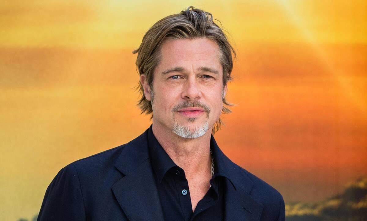 Brad Pitt: Ακόμα και με look καραντίνας είναι τόσο γοητευτικός…