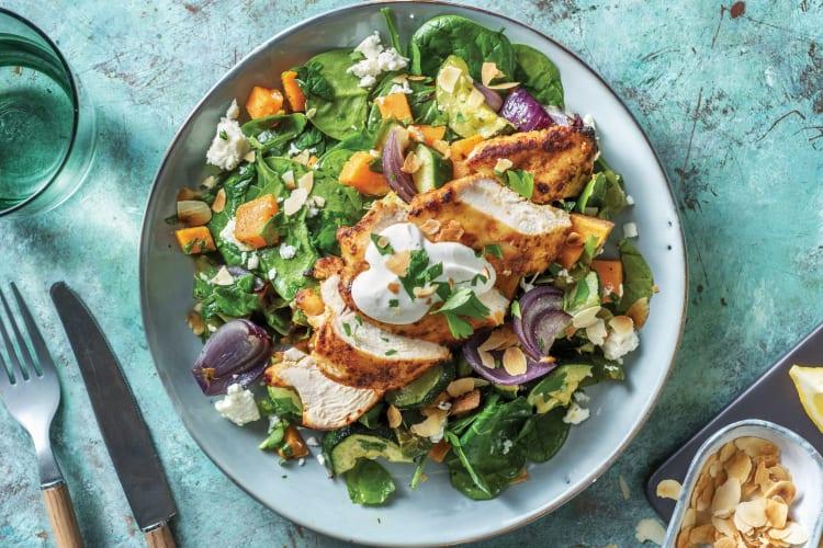 Σου υποσχόμαστε ότι αυτή είναι η πιο γευστική σαλάτα με κοτόπουλο που δοκίμασες ποτέ