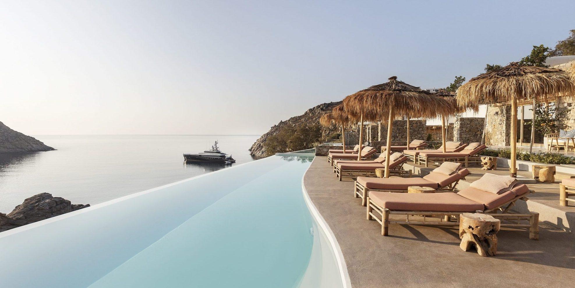 Ταξιδέψαμε στον luxury chic παράδεισο της Μυκόνου Μπορείς να βρεις  την απόλυτη γαλήνη ακόμα και στη Μύκονο… Περάσαμε ένα μαγικό τριήμερο στο The Wild Hotel by Interni και ανακαλύψαμε την ουσία του μεσογειακού καλοκαιριού.