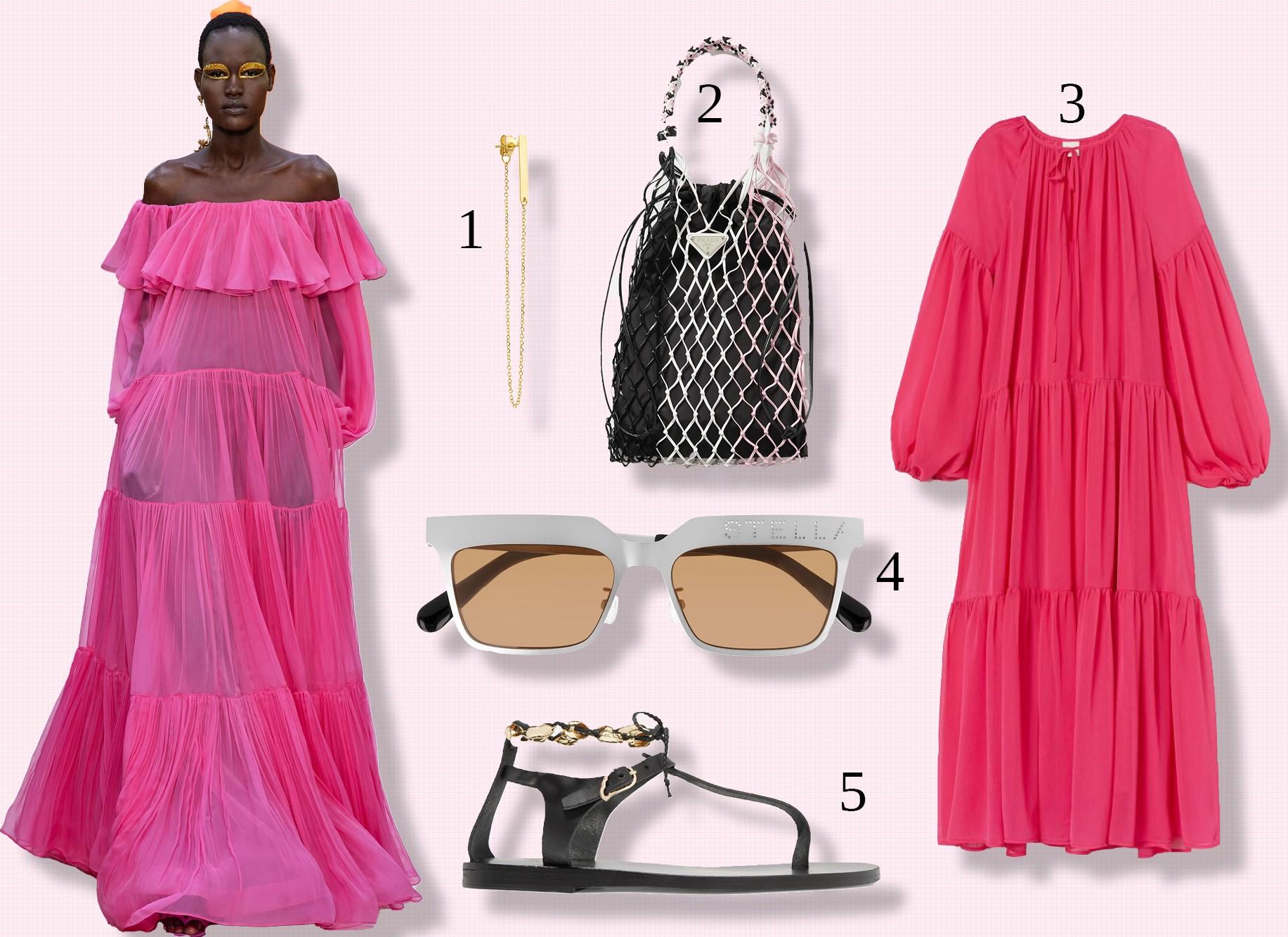 3 συγκλονιστικοί συνδυασμοί για να φορέσεις σωστά το φούξια