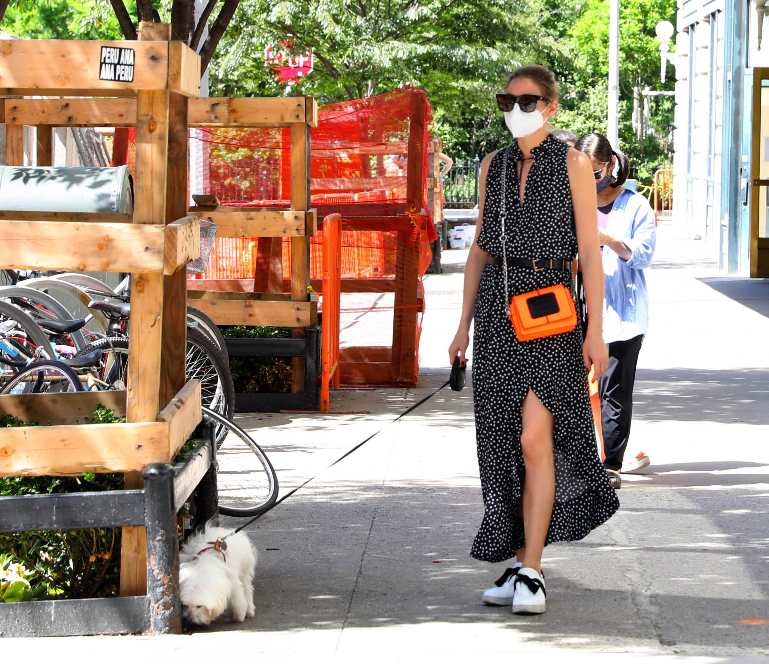 Get the look: Αντιγράψαμε το στυλ της Olivia Palermo μόνο με οικονομικά κομμάτια