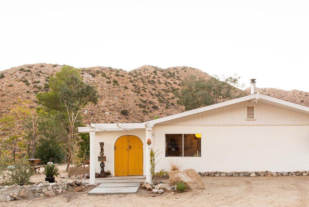 Ένα σπίτι στην καρδιά της ερήμου