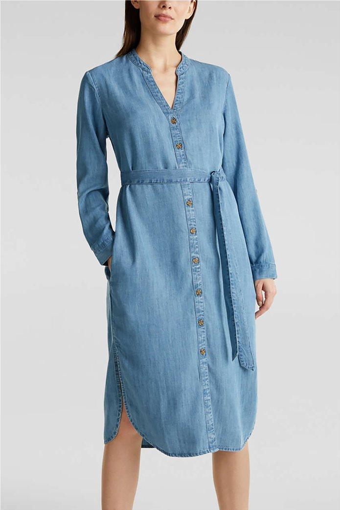 Σεμιζιέ τζην φόρεμα, Esprit.
