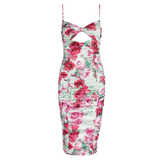 Το τέλειο φλόραλ φόρεμα του καλοκαιριού υπάρχει! (10 ιδέες)