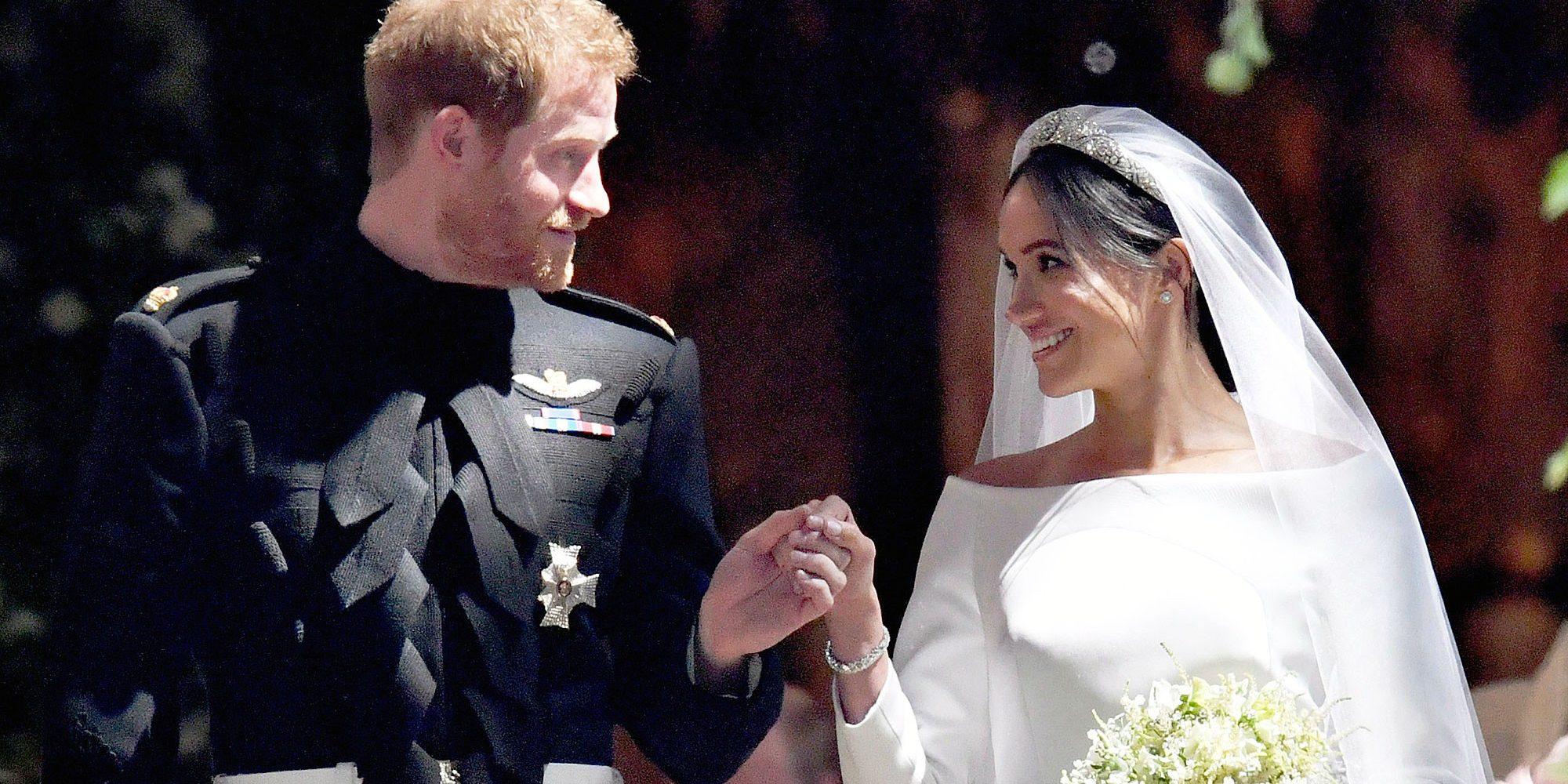 Αυτός είναι ο πρώτος βασιλικός γάμος εν μέσω κορωνοϊού (θαρραλέοι)