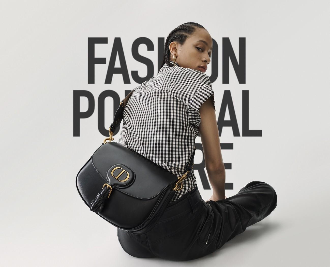 Bobby bag: Η νέα τσάντα του οίκου Dior