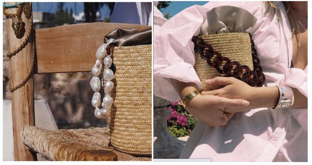 Η Ελληνίδα σχεδιάστρια που δημιούργησε τις πιο καλοκαιρινές τσάντες