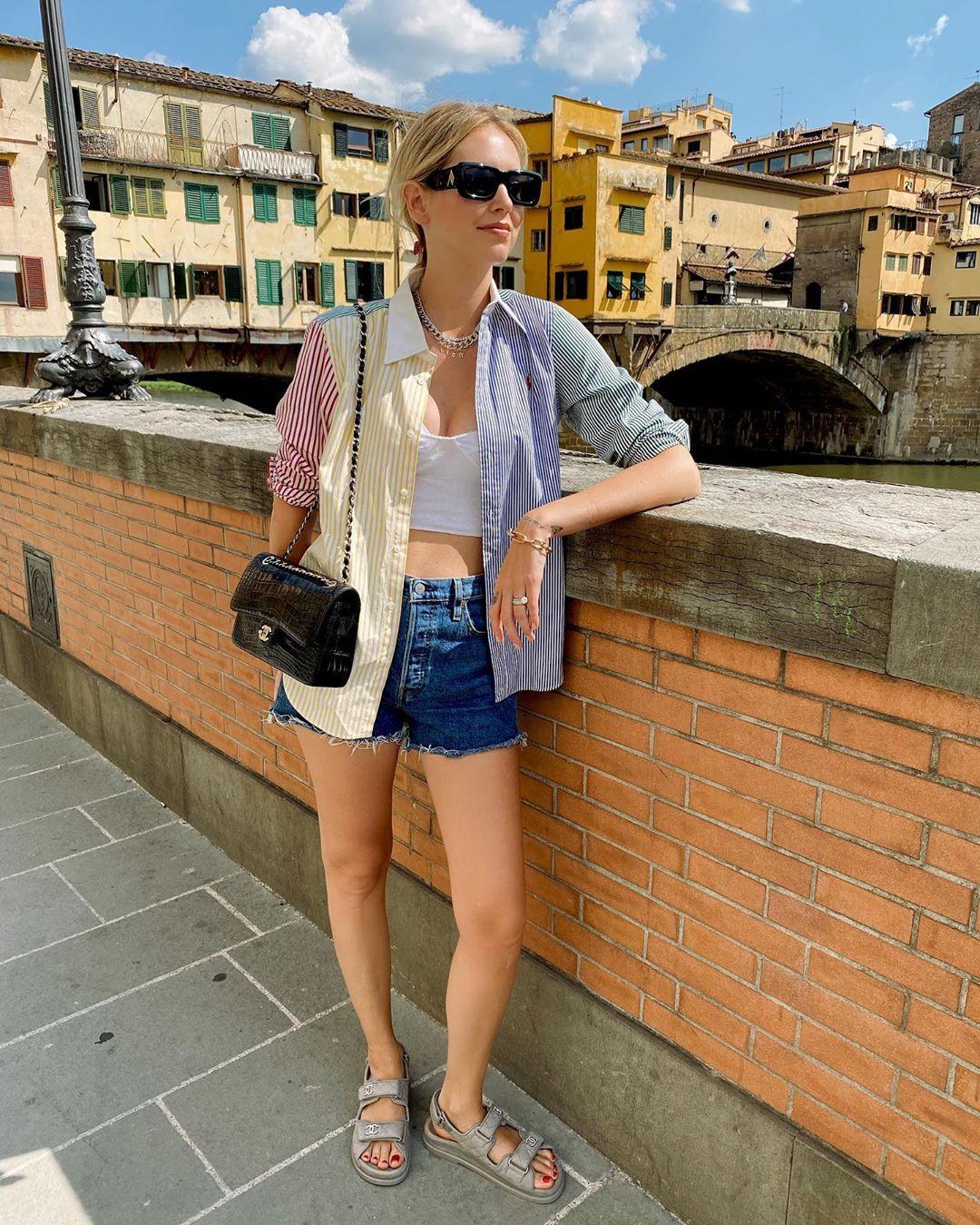 Chiara Ferragni: Τα παπούτσια που δεν σταματά να φορά