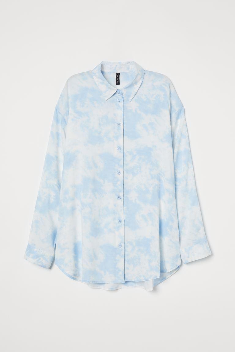 Το πουκάμισο το θαλασσί που θα φοράς μόνο εσύ! (6+1 top επιλογές)