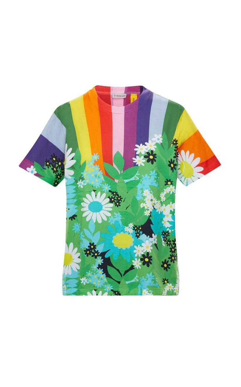 T-shirt, Moncler.