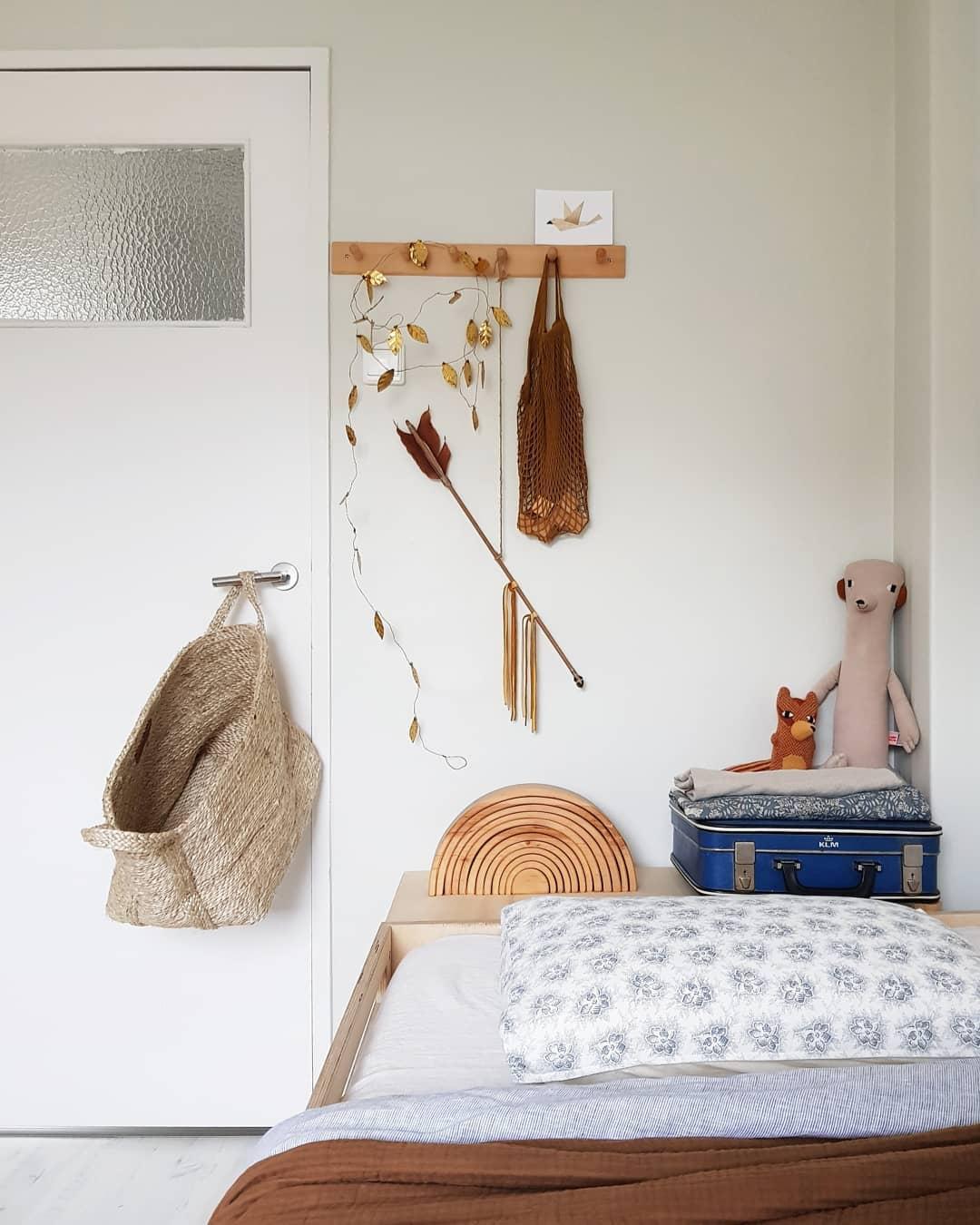 Παστέλ + ξύλο = Ένα σπίτι σαν κουκλόσπιτο