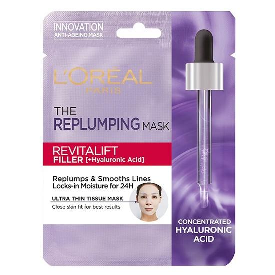skincare-revitalift-filler-tissue-mask-packshot