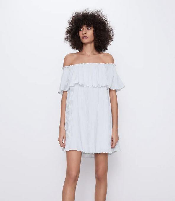 Με αυτά τα λευκά φορέματα θα βγάλεις όλο το καλοκαίρι