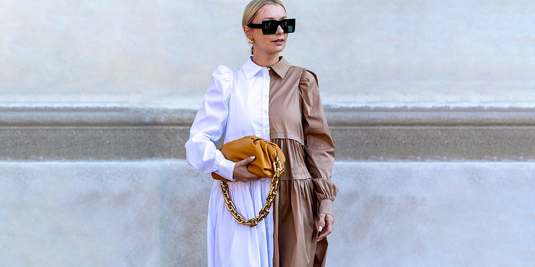 Two Tone Trend: Το κλειδί για να μαγνητίσεις πάνω σου όλα τα βλέμματα #streetstyle Οι πιο πρόσφατες εμφανίσεις των fashionistas επιβεβαιώνουν πως συχνά το να είσαι αναποφάσιστη και να αμφιταλαντεύεσαι μεταξύ δύο «μονοπατιών» δεν είναι κακό... Τουλάχιστον σε ό,τι έχει να κάνει με το στυλ σου μόνο κακό δεν μπορεί να χαρακτηριστεί τώρα! Μιλάμε με γρίφους;