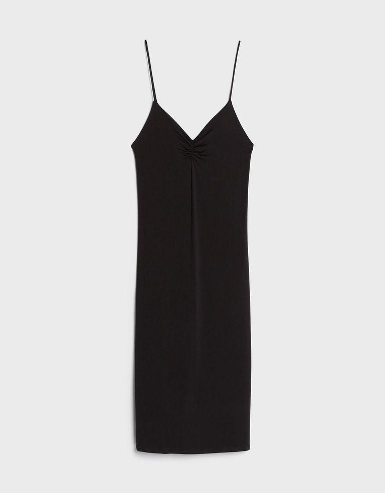 Μαύρο φόρεμα, Bershka.