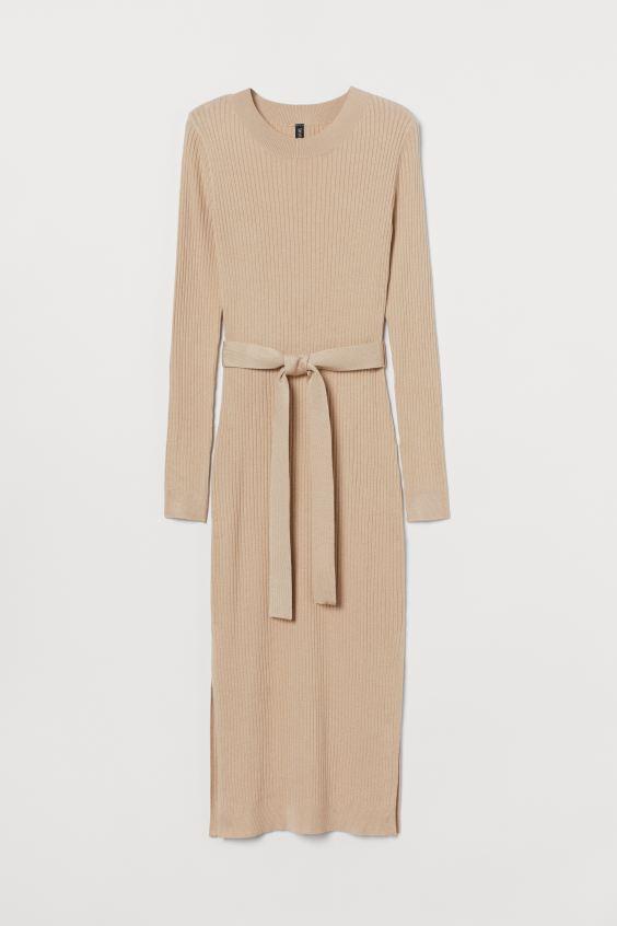 Πλεκτό φόρεμα, H&M.