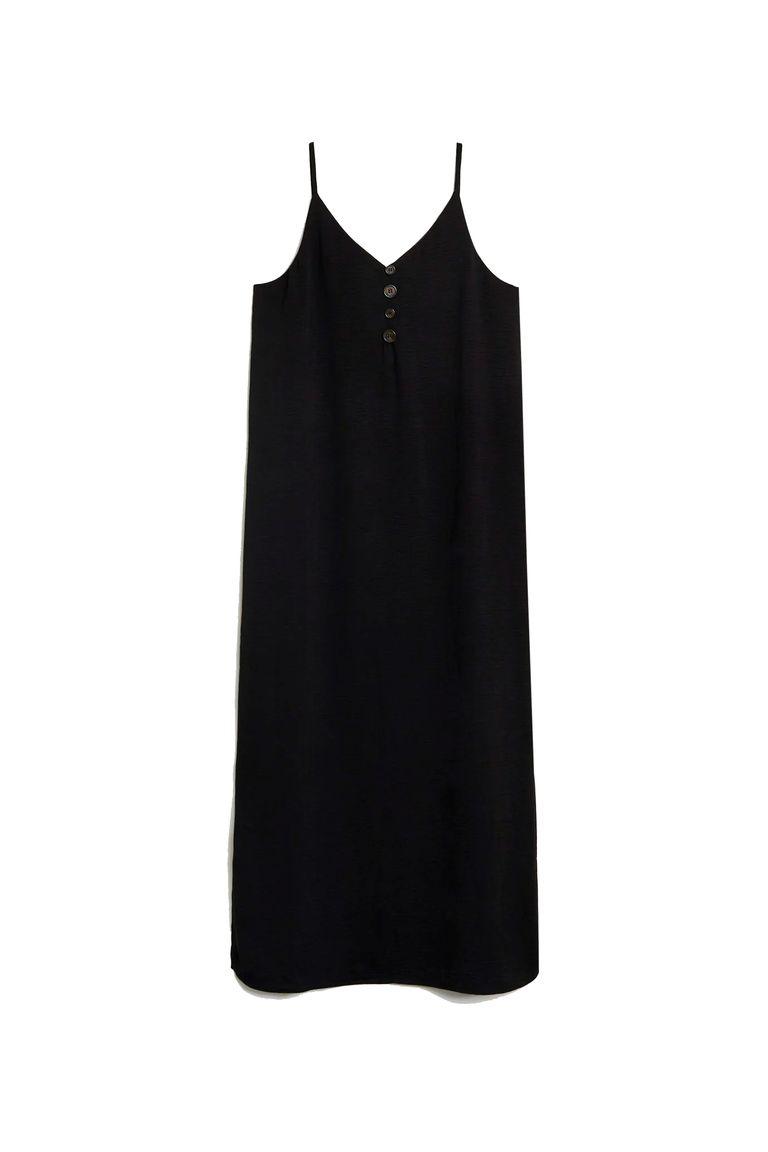 Μαύρο φόρεμα, Mango.