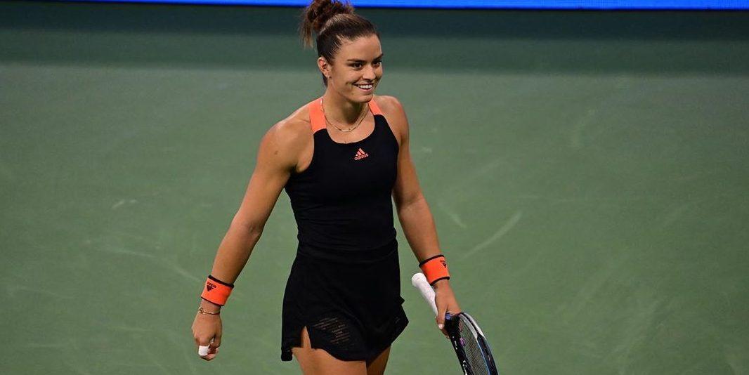 Η Μαρία Σάκκαρη στους 16 του US Open