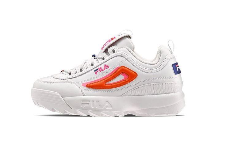 Αθλητικό παπούτσι Fila.