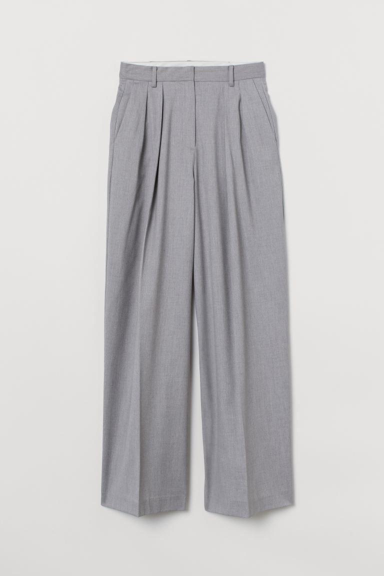 Ψηλόμεσο παντελόνι, Η&Μ.