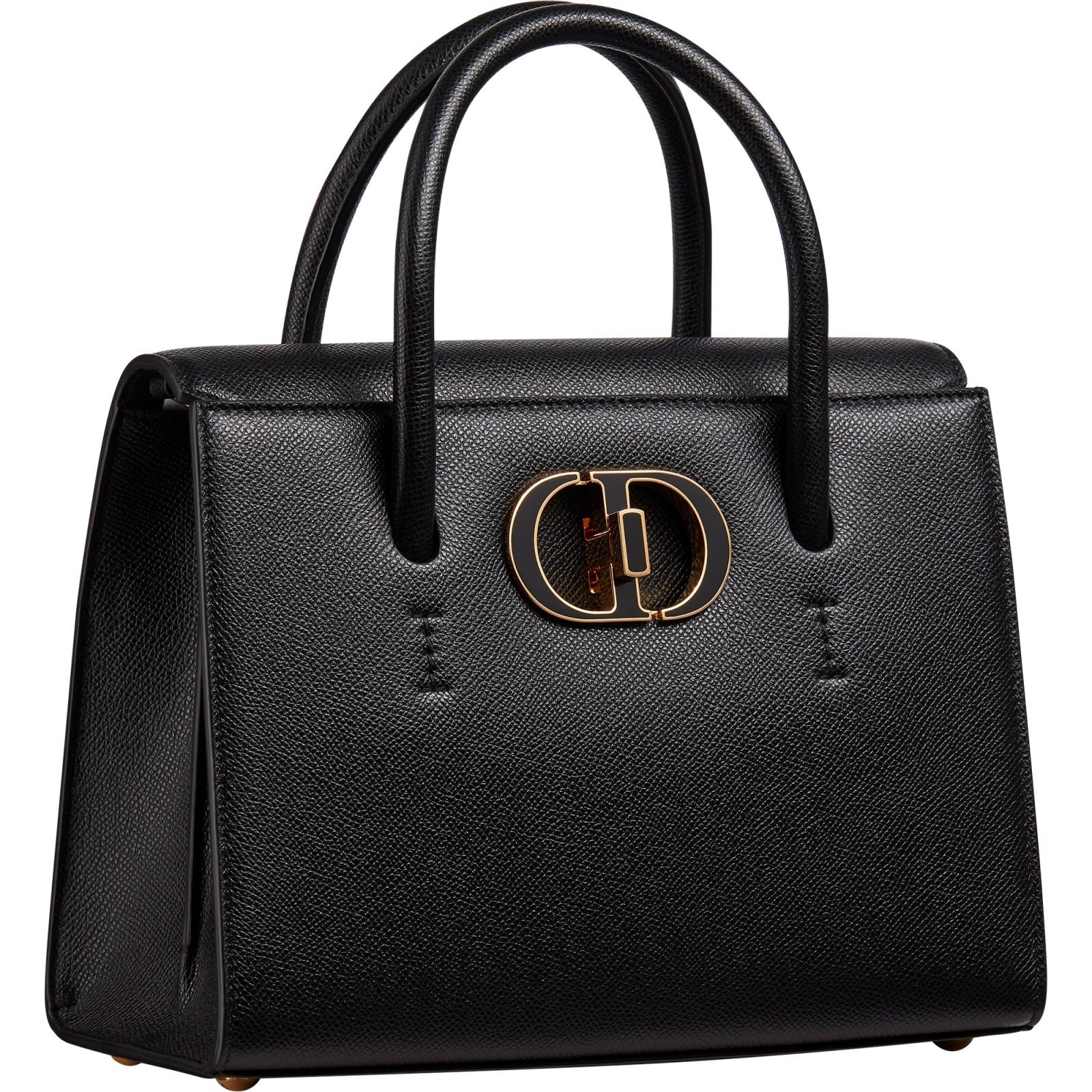 Τσάντα St Honoré σε μαύρο, του οίκου Dior.