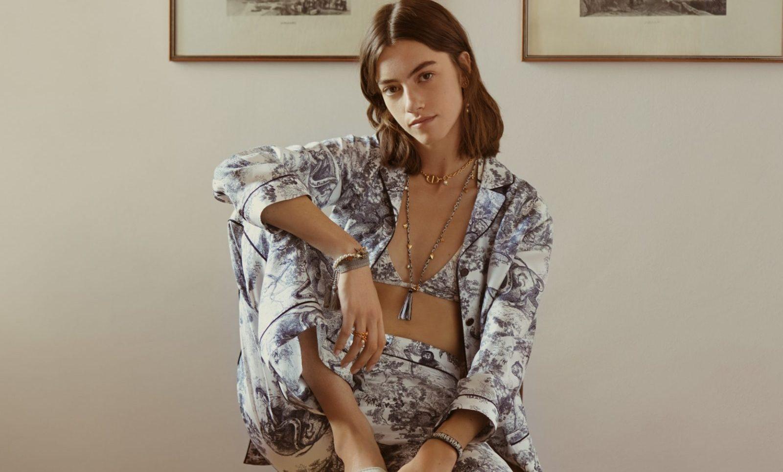 Dior Chez Moi: Η πρώτη loungewear συλλογή του γαλλικού οίκου