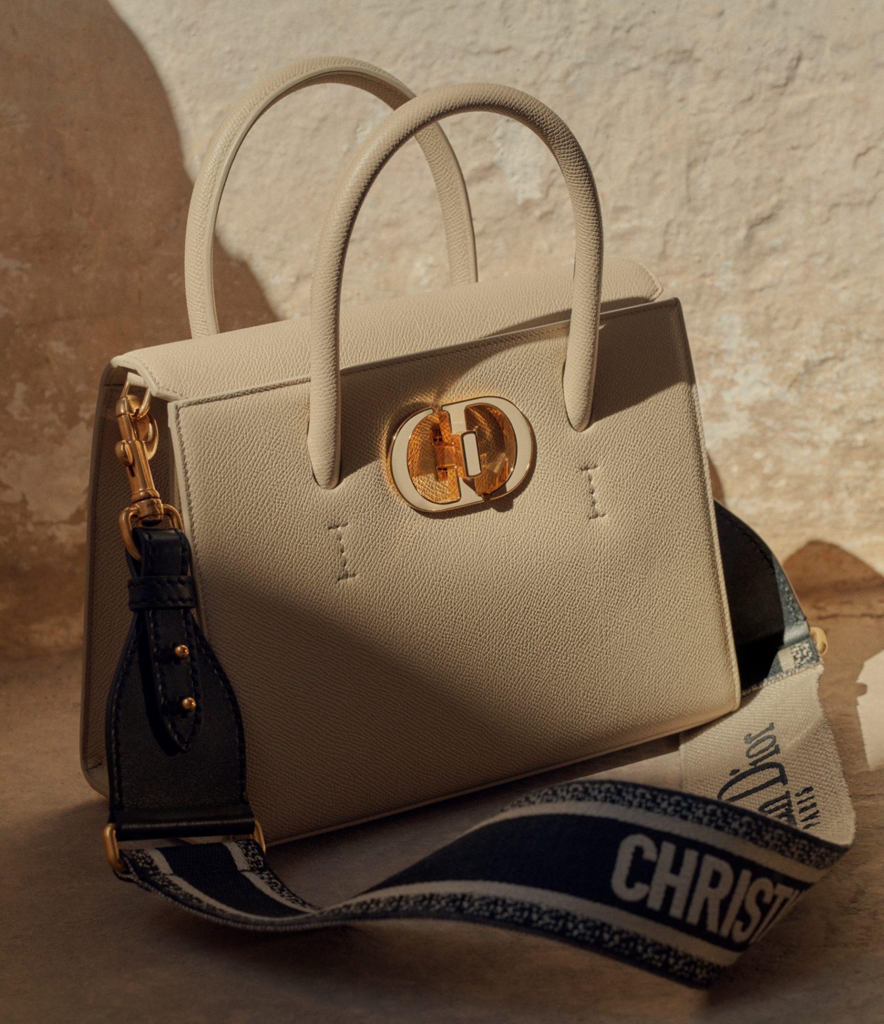 St Honoré: Η νέα τσάντα του οίκου Dior είναι μια ωδή στην κομψότητα