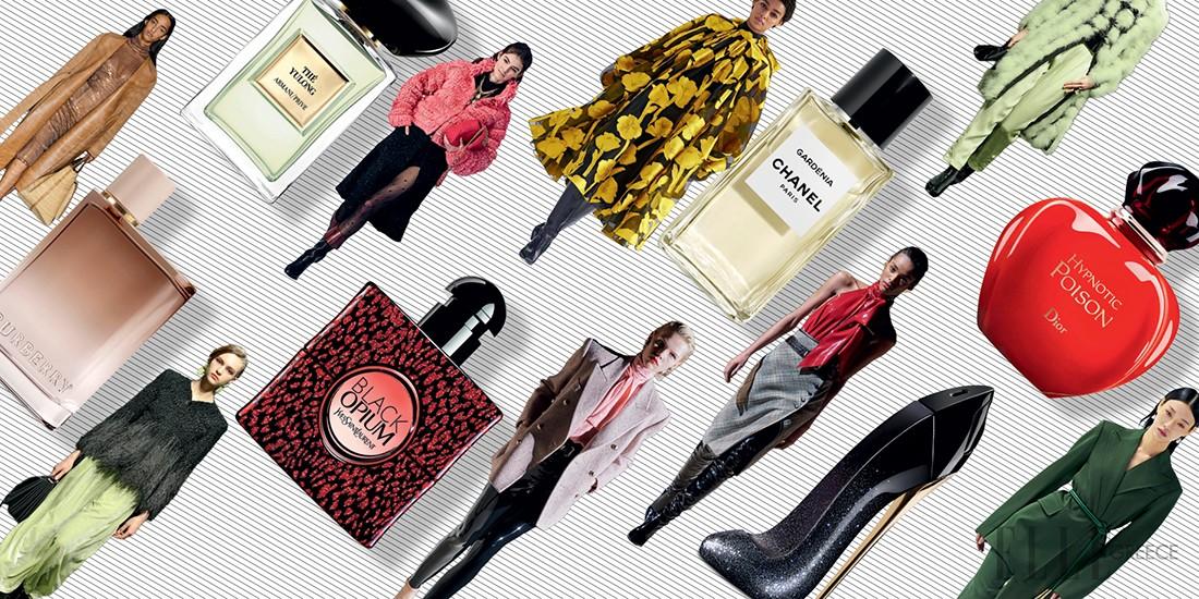 6 πολυτελή αρώματα μόνο για fashion icons!  Η πασαρέλα εμπνέει τοπ οίκους μόδας για τις νέες αρωματικές δημιουργίες τους οι οποίες μετατρέπουν το μπουντουάρ σε μοντέρνο ατελιέ.