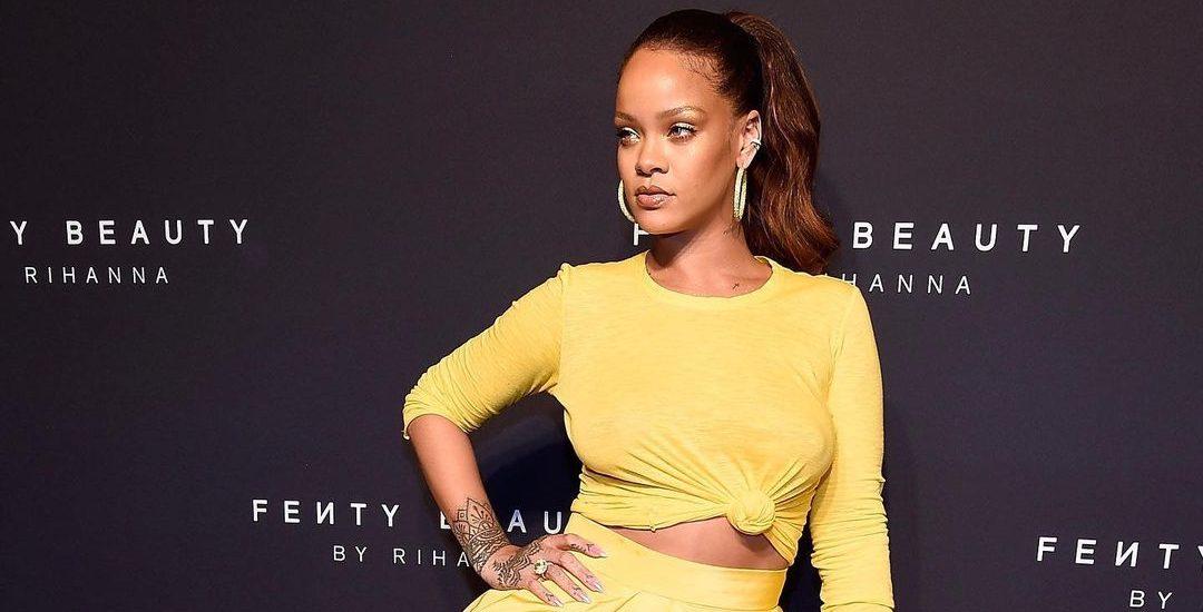Η Rihanna δημιουργεί την δική της haircare συλλογή!