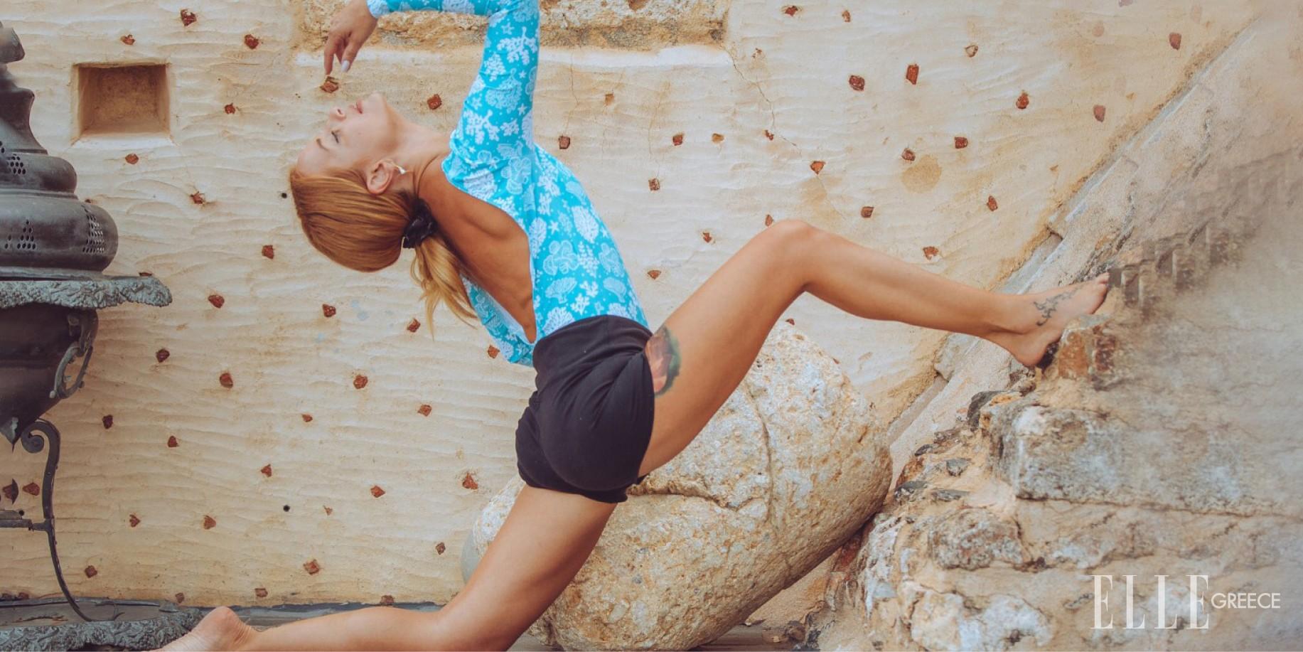 Let's talk Yoga: Η instructor Αλεξάνδρα Ρίζου μας βοηθά να εντάξουμε τη yoga στη ζωή μας