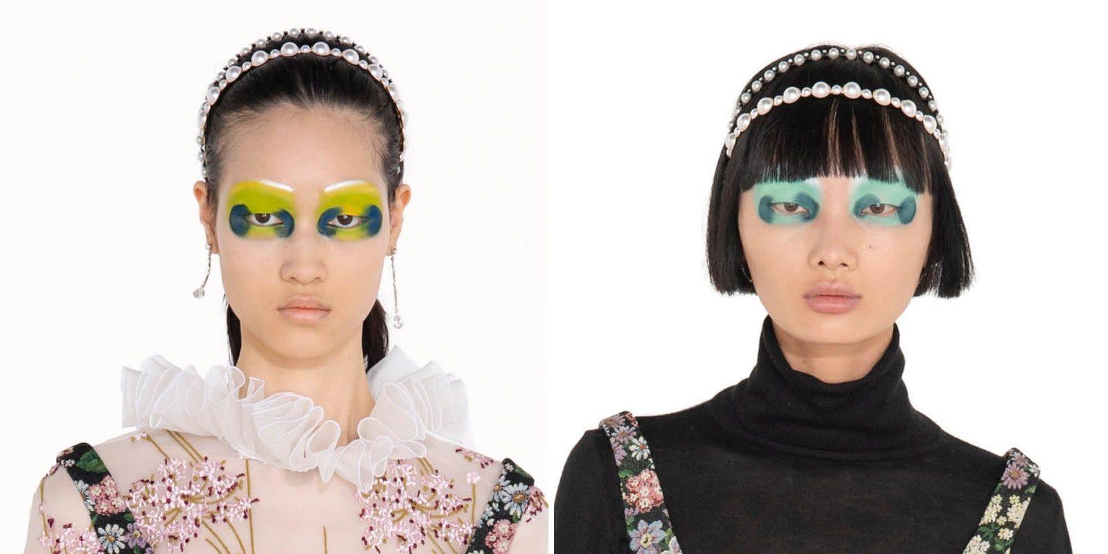 Τα beauty looks που κέντρισαν την προσοχή μας στην Εβδομάδα Μόδας του Παρισιού #PFW